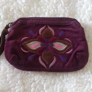Lucky Brand Coin Purse